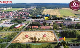Atrakcyjna działka inwestycyjna w Sulęcinie