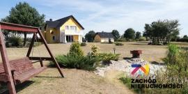 Dom na dużej,zagospodarowanej działce 15km od Gorzowa
