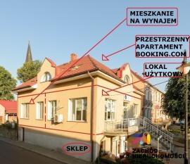 Nieruchomości Gorzów - Sklep, pensjonat, usługi. RYNEK LUBNIEWICE. Okazja!