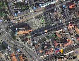 Okazja inwestycyjna w ścisłym centrum Gorzowa. 3211m2, usługi-handel-biura-gastronomia!