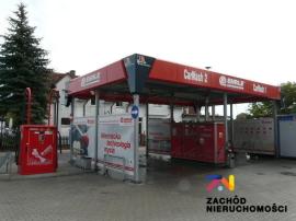 Nieruchomości Gorzów - Myjnia samochodowa z budynkiem usługowym
