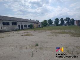 Nieruchomości Gorzów - Plac przemysłowy 4 ha